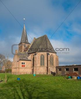 small christian church