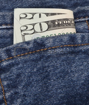 Pocket full of Dollars