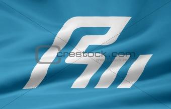 Flag of the japanese province of Ishikawa
