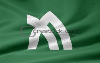 Flag of the japanese province of Kagawa