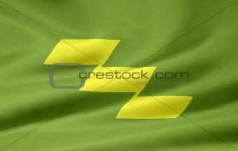 Flag of the japanese province of Miyazaki