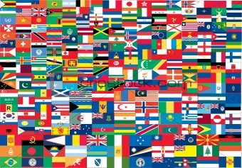 All flags of the world