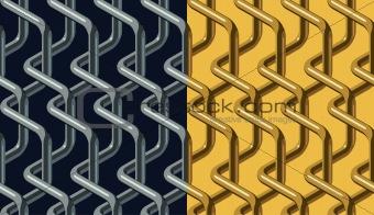 Chainlink pattern