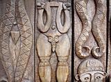 Aboriginal Wood Carvings