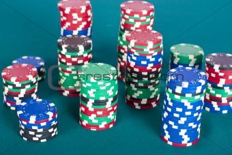 Poker chips