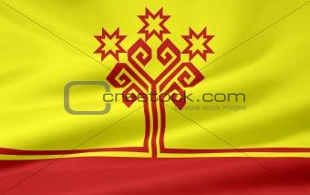 Flag of the Chuvash Republic