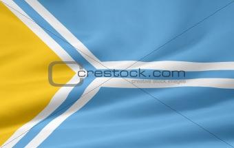 Flag of the Republic of Tuva