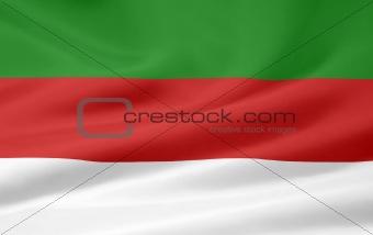 Flag of Heligoland - Germany