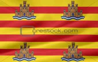 Flag of Ibiza