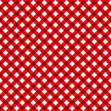 red seamless mesh