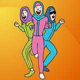 Muslim Jogging Team