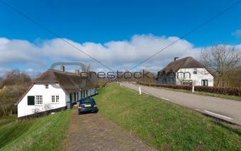 dyke houses