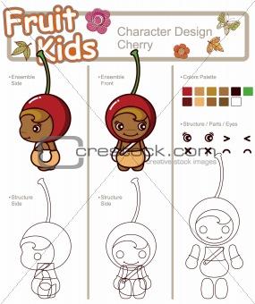 Little Child CHERRY