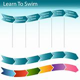 Learn to Swim Slide