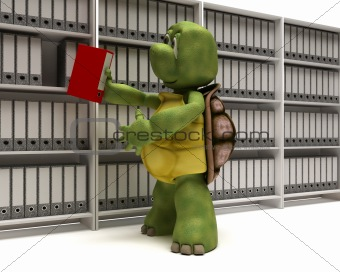 Tortoise filing documents