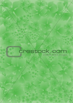 Green vine background