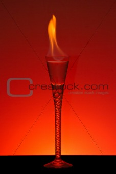 Flaming Hot Drink