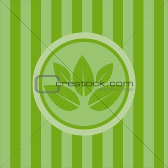 abstract leaves background