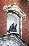 Gargoyle on on Old House