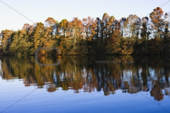 Automn lake