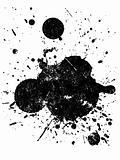 Grunge Splat 5