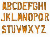 Street letters A-Z