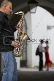 Sax & The City