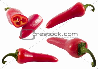 red hot chili pepper series