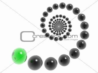 3D helix