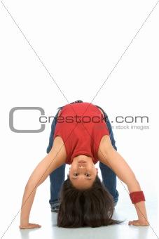 Break dancer #2