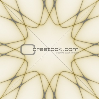 Abstract Star Design Background