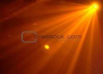 spotlight on party