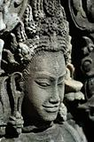 Sculptured apsara, Siem Reap, Cambodia