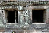 Windows of mandapa, Cambodia