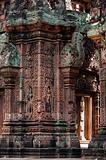 Mandapa at Banteay Sreiz, Cambodia
