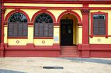 Preserved colonial house, Macau