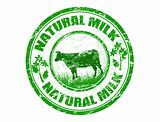 natural milk stamp
