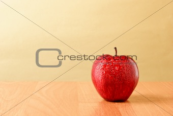 Apple isolated