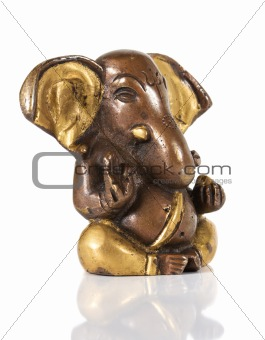 Ancient Statuette of Ganesha