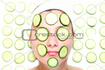 Cucumber therapy