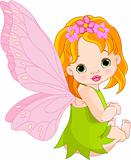 Cute baby Fairy 