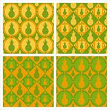 cute pineapple patterns