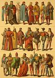 15th Century Italian Costumes