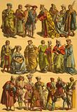 16th Century Netherlands Costumes