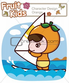 Active Child Sailing