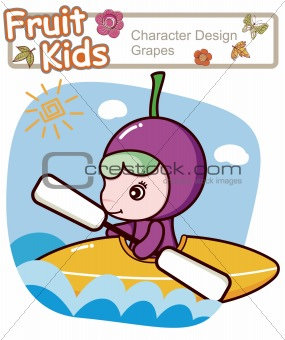 Active Child Canoe