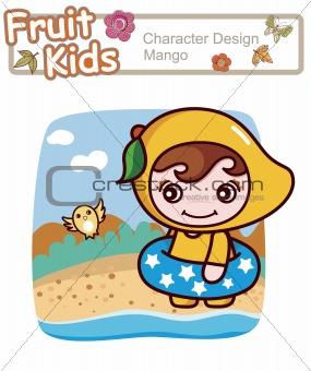 Active Child Summer Swim