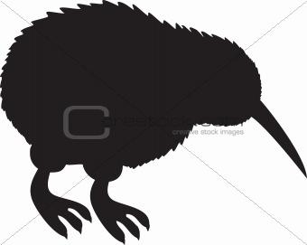 Kiwi Silhouette