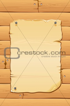 Blank Antique Paper