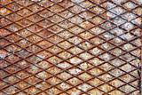 rusty metal pattern